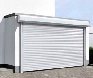 Rolovacia garážová brána