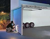 Bezpečnosť sekčnej garážovej brány